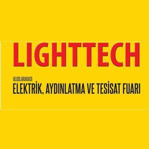 13-16 Mart 2008 Tarihinde LIGHTTECH ' 2008 – İSTANBUL Fuarındayız