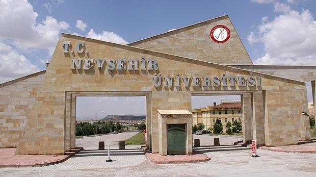 Nevşehir Üniversitesi Panoları